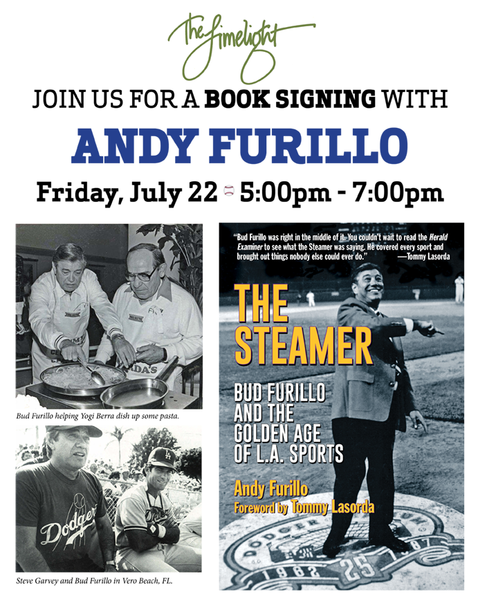 Furillo book signing 2